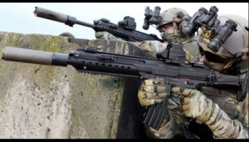 The HK 433 – A Cross Between the HK 416 and G36