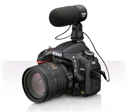 Broadcast quality Full HD video at your fingertips