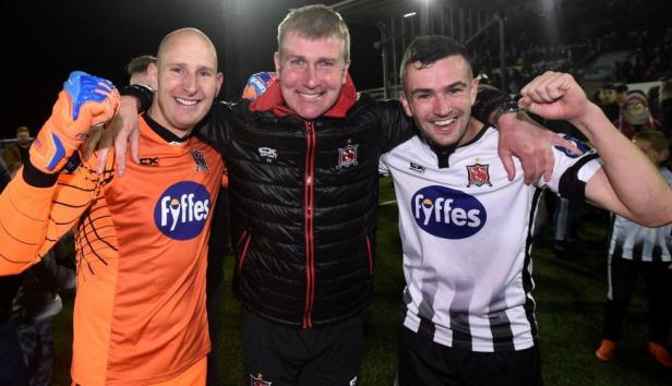 Former League Manager Stephen Kenny Named Ireland Manager SSE Airtricity  League