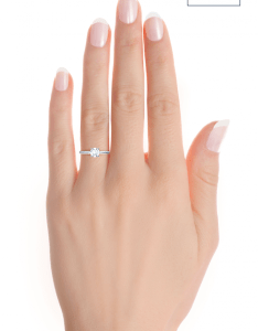 ct diamond on hand also compare different sizes taylor  hart rh taylorandhart
