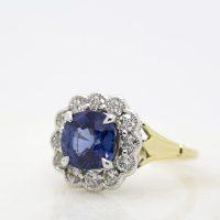 Design Your Own Vintage Engagement Ring   Taylor & Hart