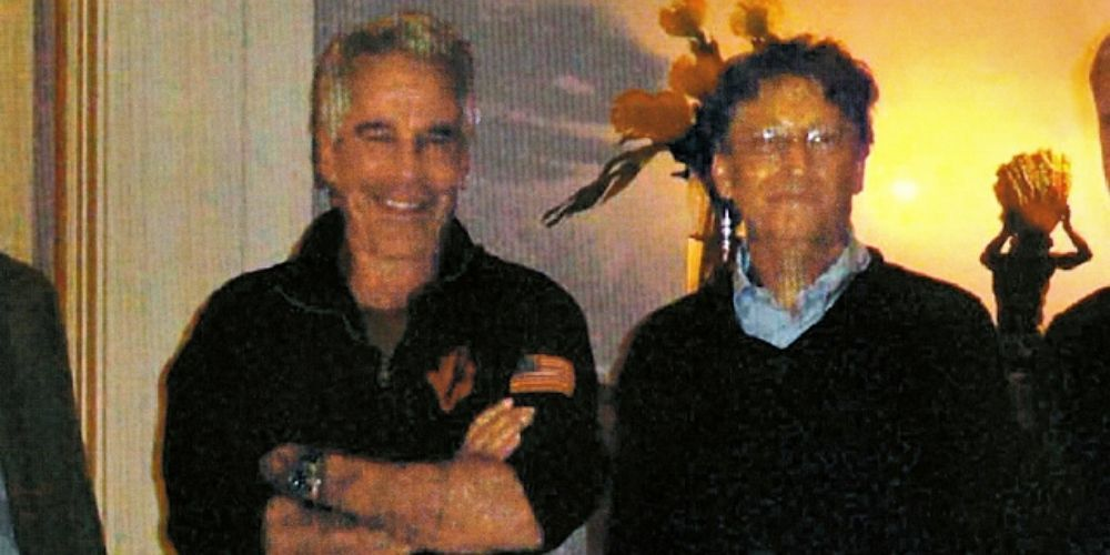 REVEALED: Bill Gates allegedly cozied up to Epstein in hopes he would help  him win Nobel Peace Prize   The Post Millennial