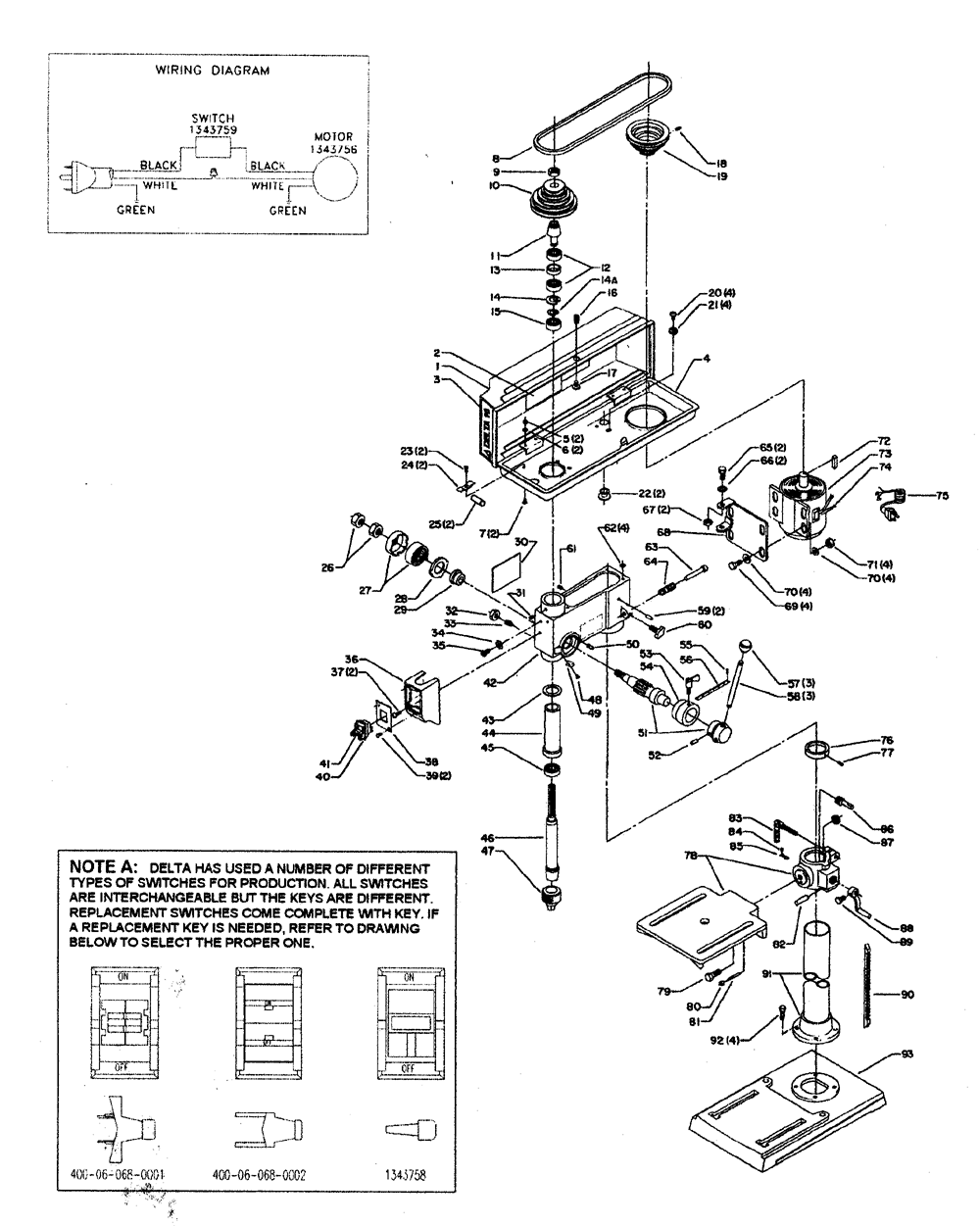medium resolution of craftsman drill dayton drill press manual pdf download about dayton press manual download 64mb complete heavy duty catalog 140 easy ordering convenient