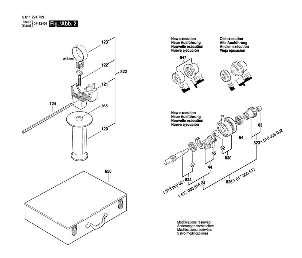 Buy Bosch 11224VSR (3611B24739) 7/8