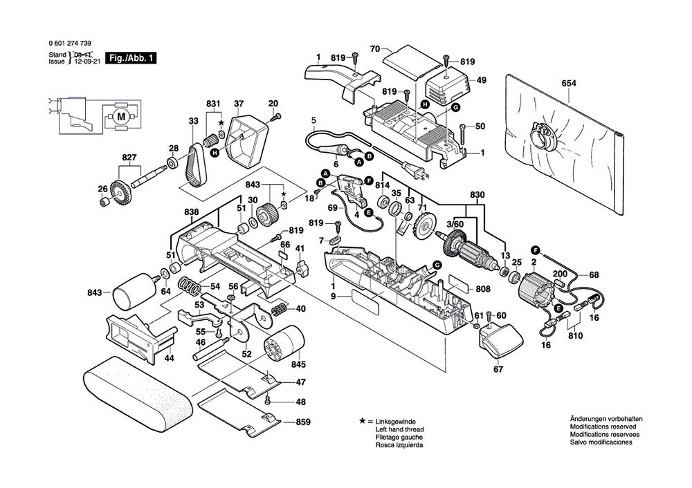 Buy Bosch 1274DVS (0601274771) 3