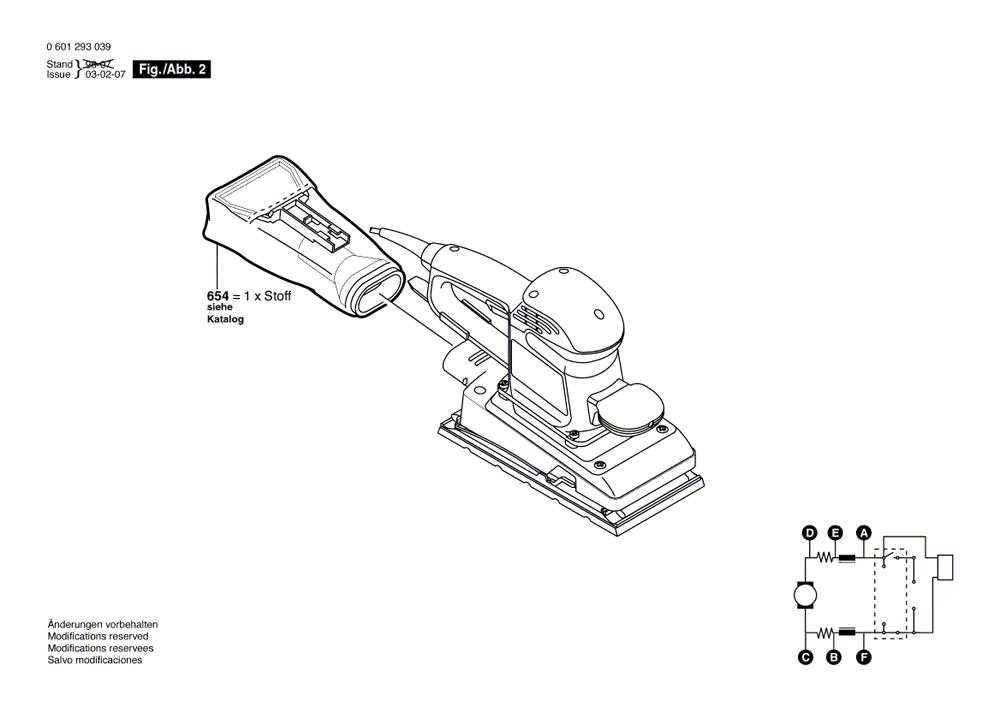 Buy Bosch 1293D 1/2 Sheet Finishing w/ Micro Filter Dust