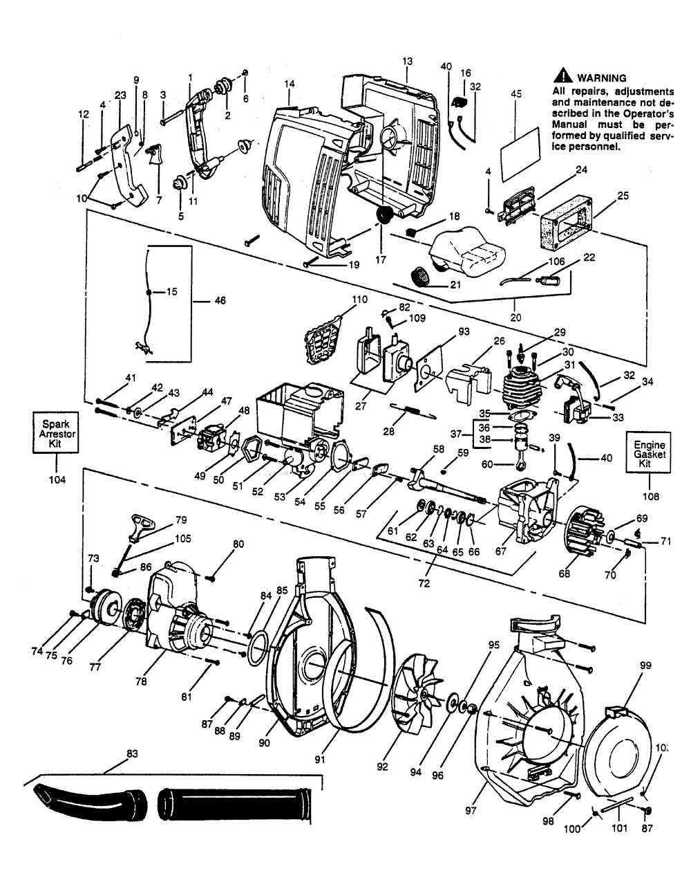 Vacuum Parts: Fein Vacuum Parts