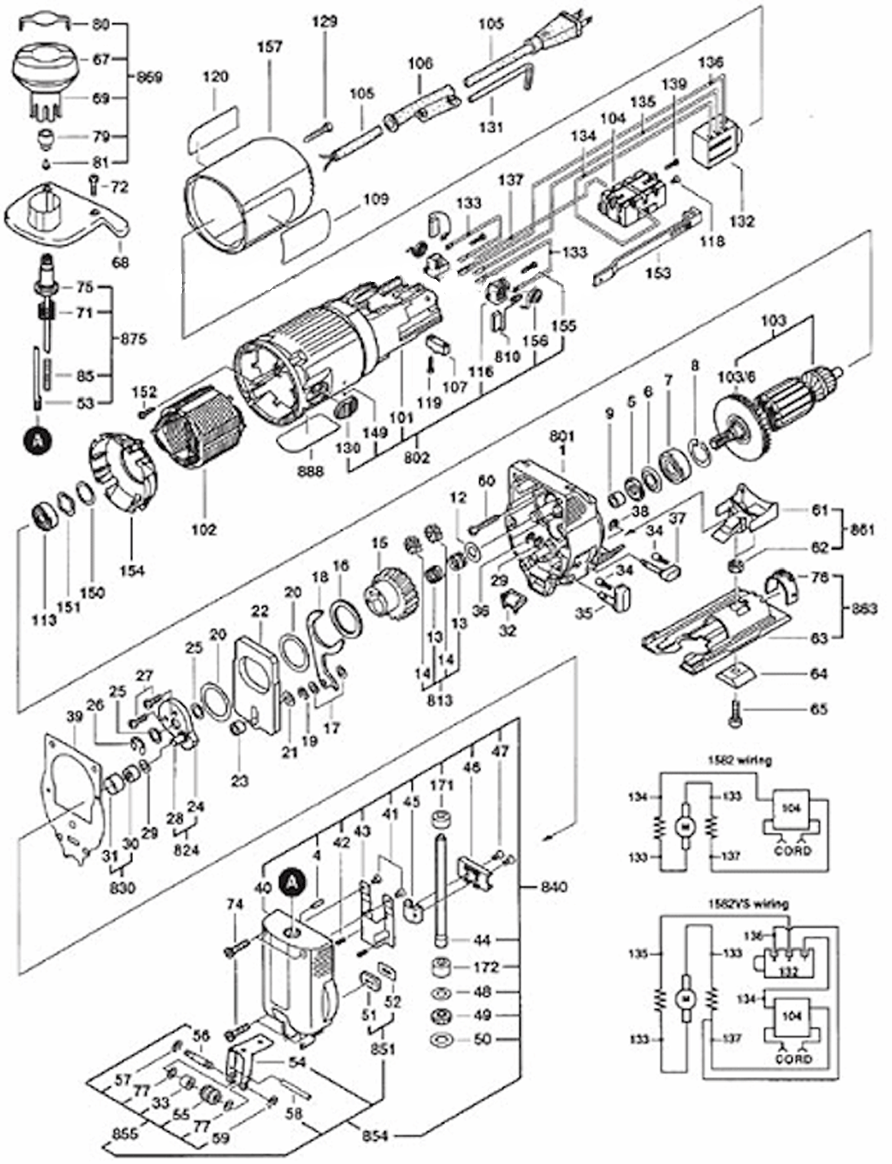 Bosch Parts Manual