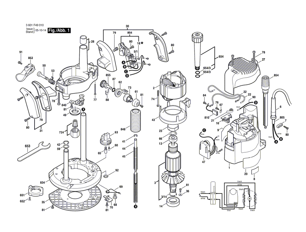 Skil Drill Wiring Diagram Drill Pump Diagram ~ Elsavadorla