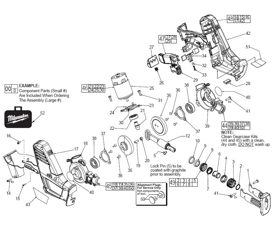 Buy Milwaukee 2625-20 Hackzall M18 Cordless One-Handed