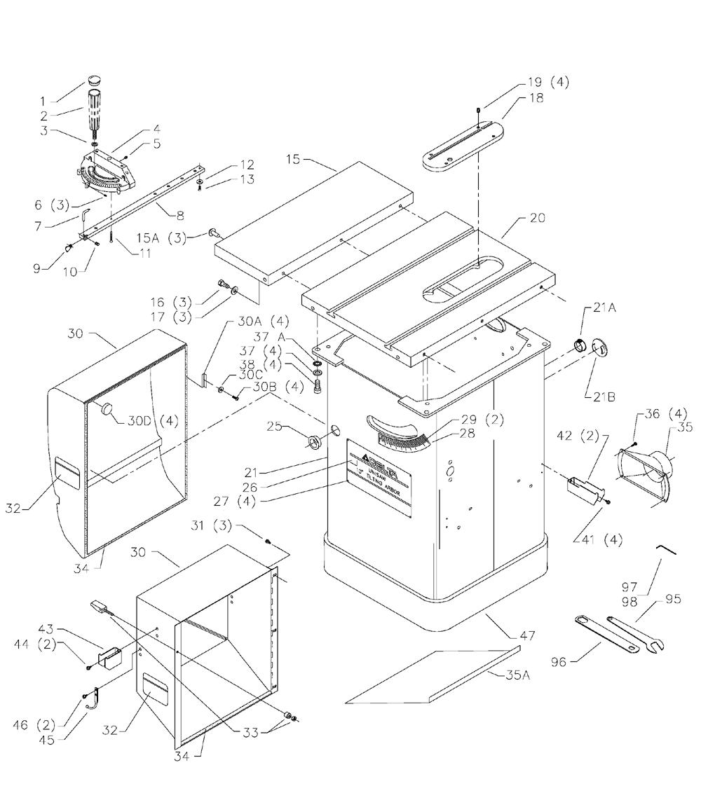medium resolution of ryobi miter saw wiring diagram ryobi hole saw u2022 138dhw co