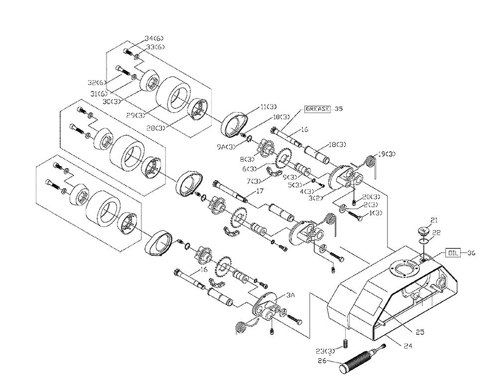835 Parts