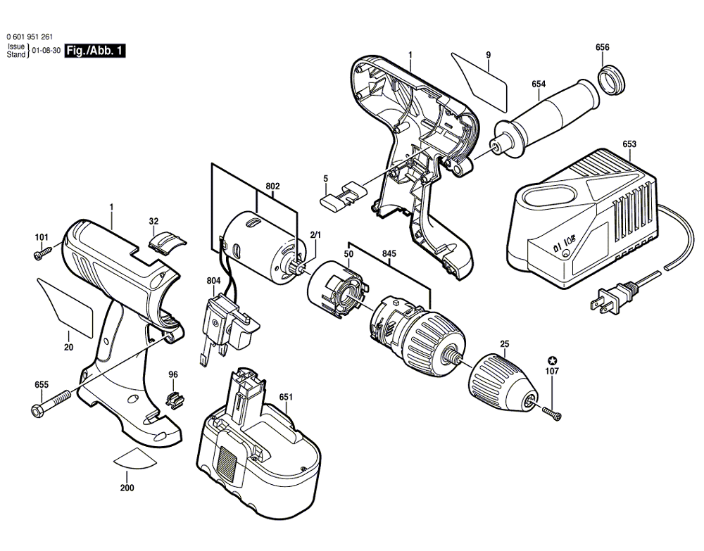Milwaukee Drill Wiring Diagram, Milwaukee, Get Free Image