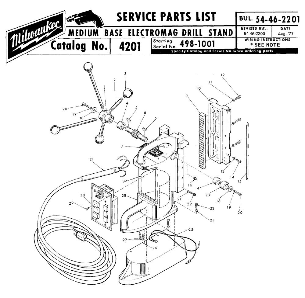 Buy Milwaukee 4201-(498-1001) Type-2 medium base