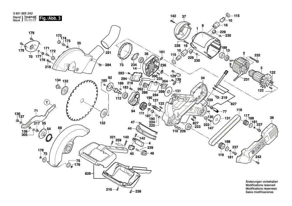 Buy Bosch 4310 10 Inch Dual-Bevel Slide Miter with Upfront