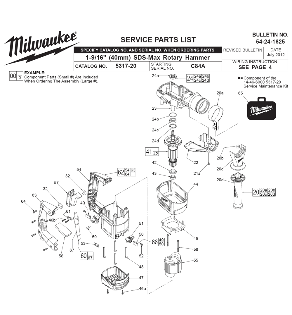 Milwaukee Hole Hawg Wiring Diagram Steel Hawg • Wiring