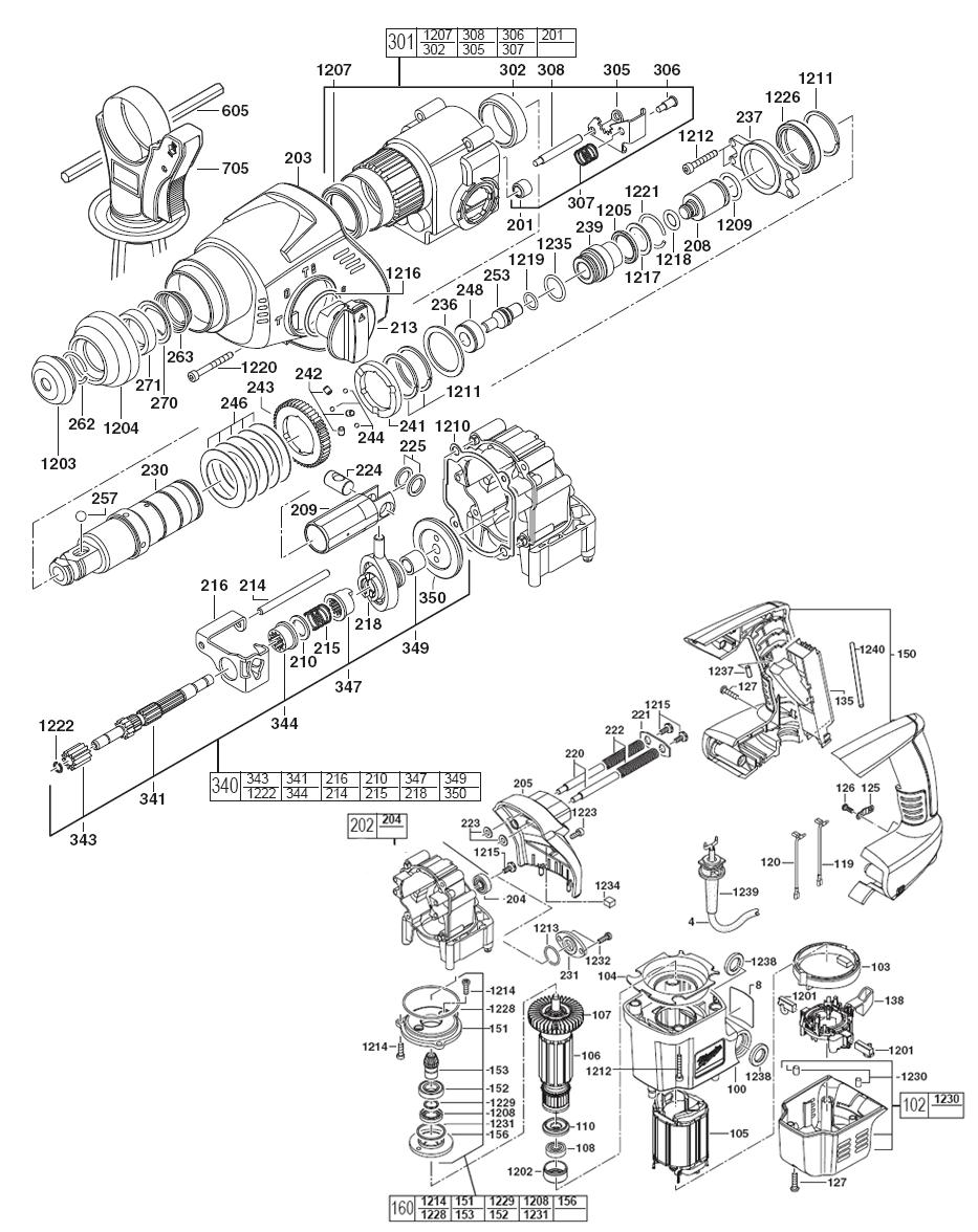 Dewalt Sawzall Wiring Diagram Auto Electrical Reciprocating Saw De Walt Diagrams Circular