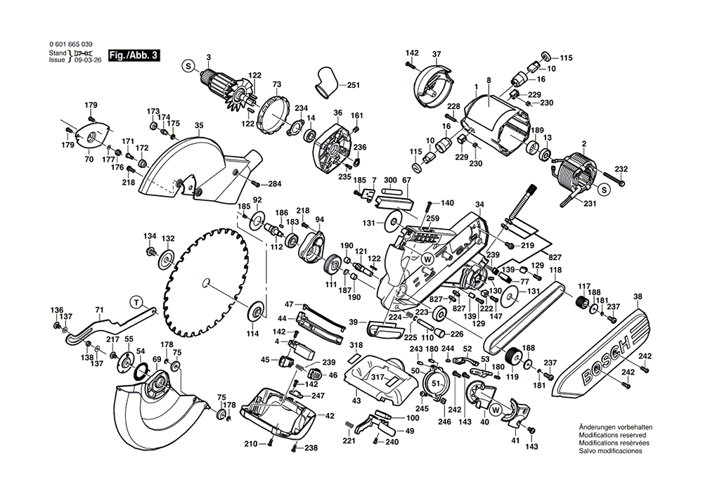 Buy Bosch 5412 (06016651A9) 12 in. Dual-Bevel Slide Miter