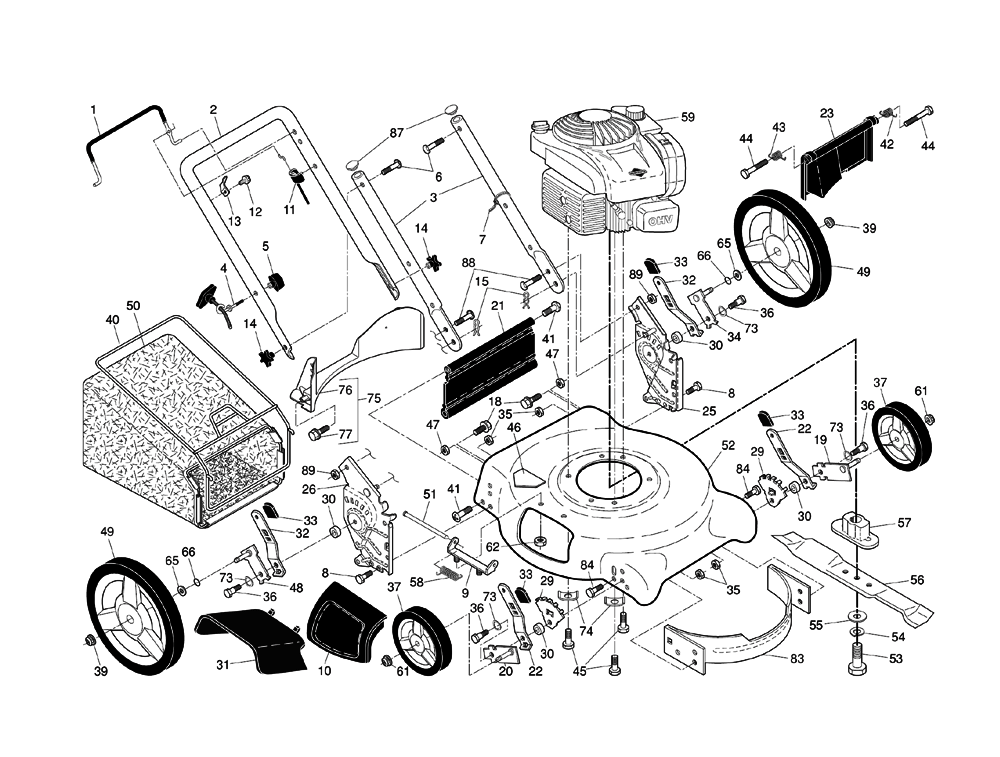 Buy Husqvarna 5521P-(96133002101) Replacement Tool Parts