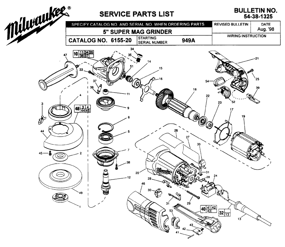 Wiring Diagram Dewalt Saw Dewalt Battery Wiring Diagram