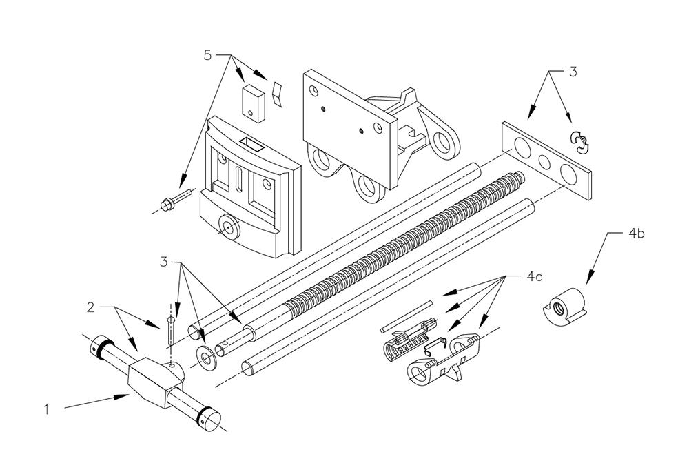 Bench hook diagram