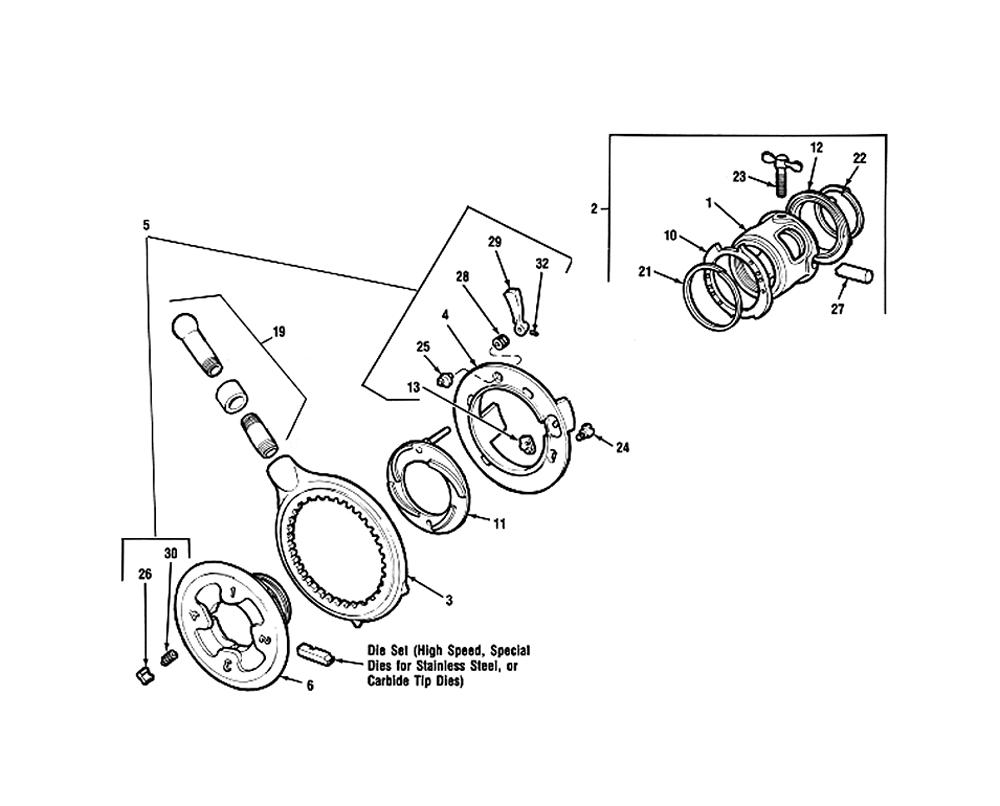 Ridgid Threader Wiring Diagram Auto Electrical 65 R Elsavadorla