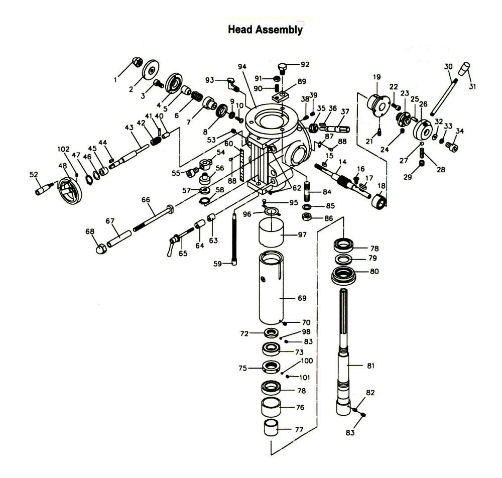 Bridgeport Wiring Diagram, Bridgeport, Get Free Image