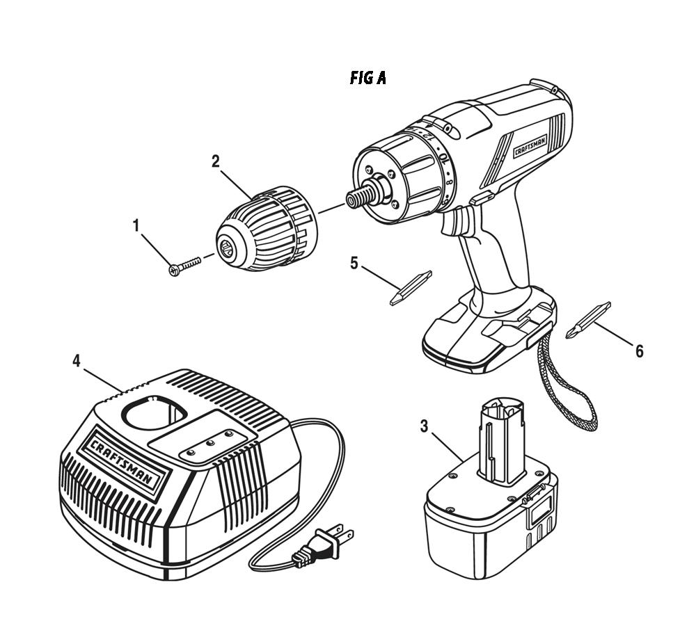 Wiring Diagram 12v Ridgid Drill Battery Auto Electrical