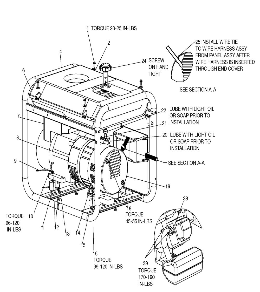 medium resolution of generac power washer wiring diagram generac wiring diagrams porter cable generator plug wiring diagram