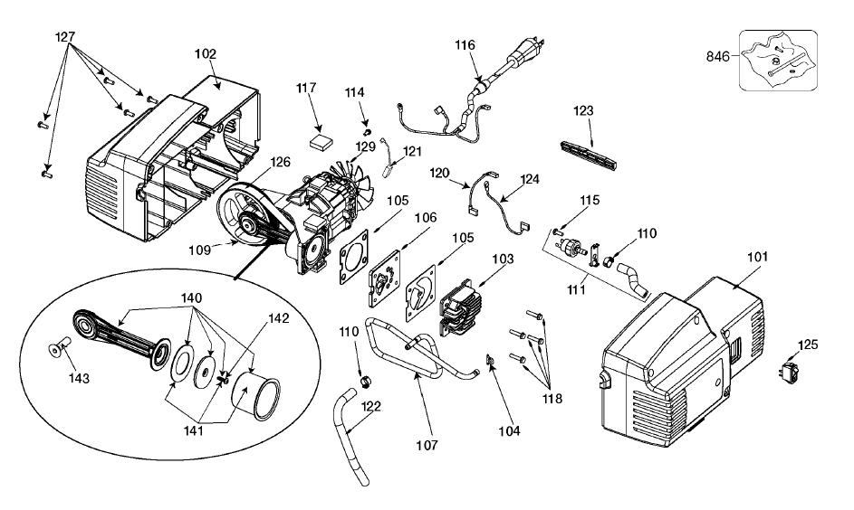 Wiring Diagram Dewalt Dxcm601 Compressor