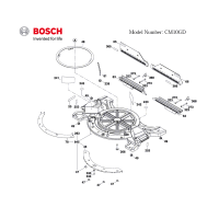 "Buy Bosch CM10GD-(3601M27010) 10"" Dual-Bevel Glide Miter ..."