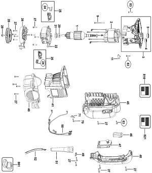 Dewalt D25980 Wiring Diagram : 28 Wiring Diagram Images  Wiring Diagrams | Homesupportco