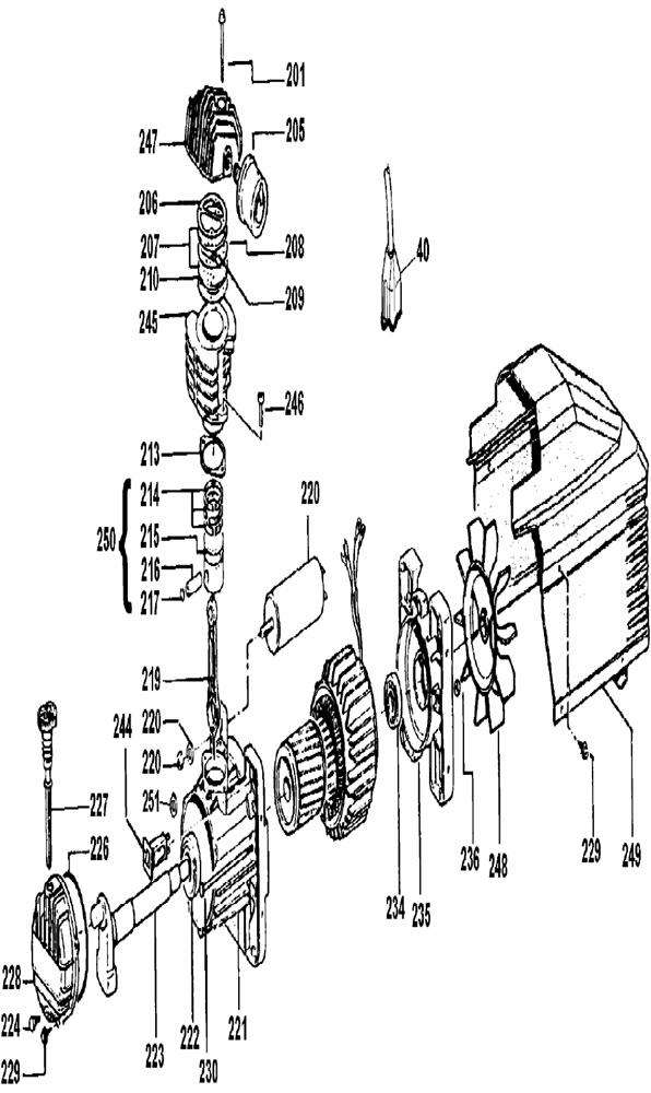 Buy Dewalt D55155 Type-2 Compressor Replacement Tool Parts