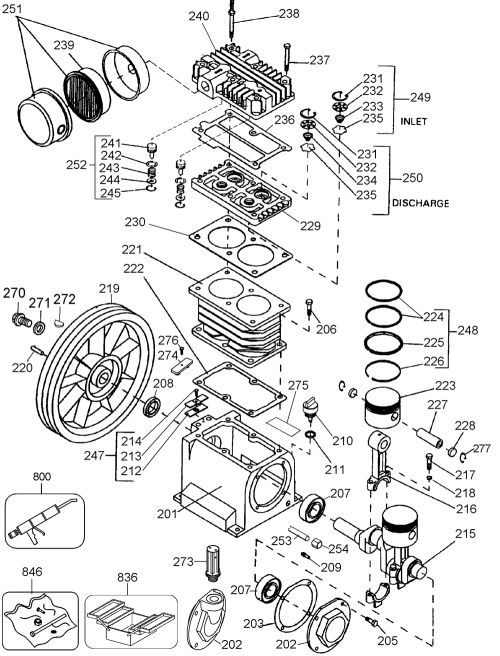 small resolution of buy dewalt d type hp gallon electric wheeled portable dewalt d55570 type 2 parts schematic similiar de walt d air compressor