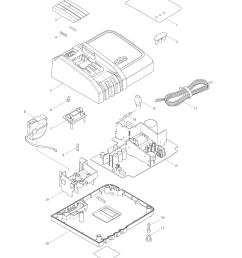 buy makita dc18rc type t replacement tool parts makita 24v battery charger circuit diagram makita battery charger wiring diagram [ 1000 x 1250 Pixel ]