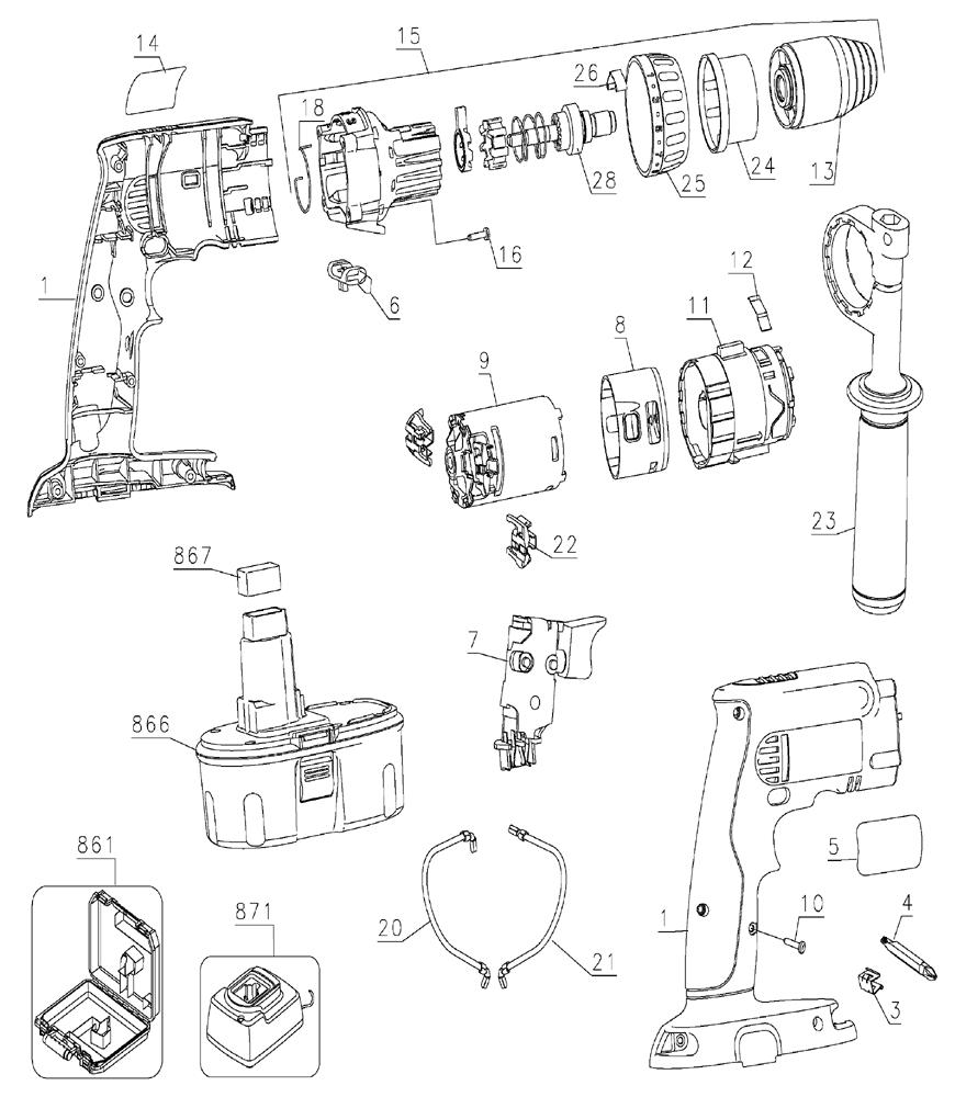 medium resolution of makita hammer drill switch wiring diagram drill press diagram of drop down pennel rig diagram of drop shot