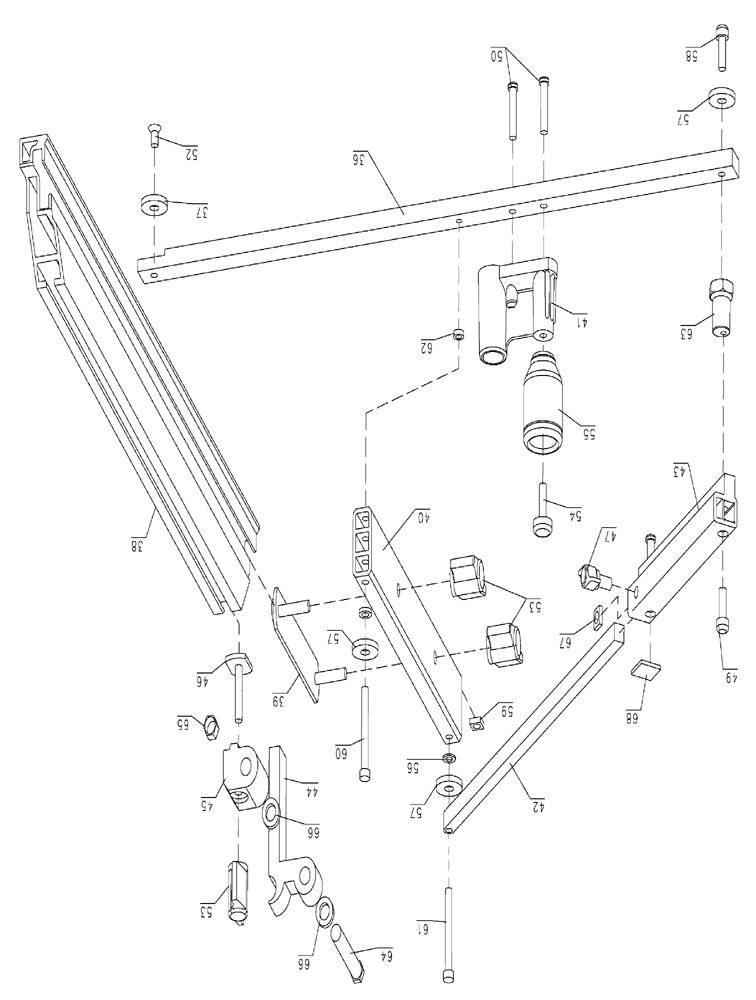 Buy DeWalt DW7470 Miter Gauge for Tables Replacement Tool