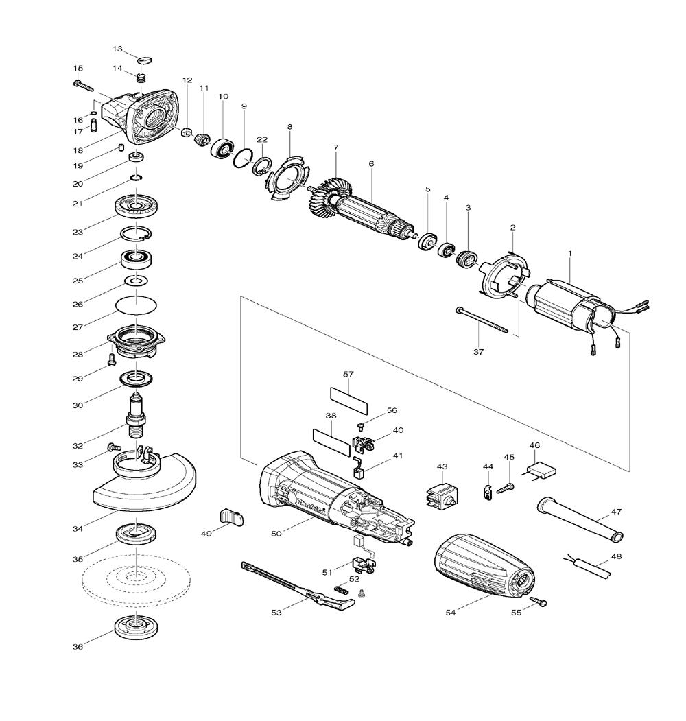 hight resolution of metabo grinder wiring diagram metabo get free image grinder tool diagram makita cordless angle grinder diagram