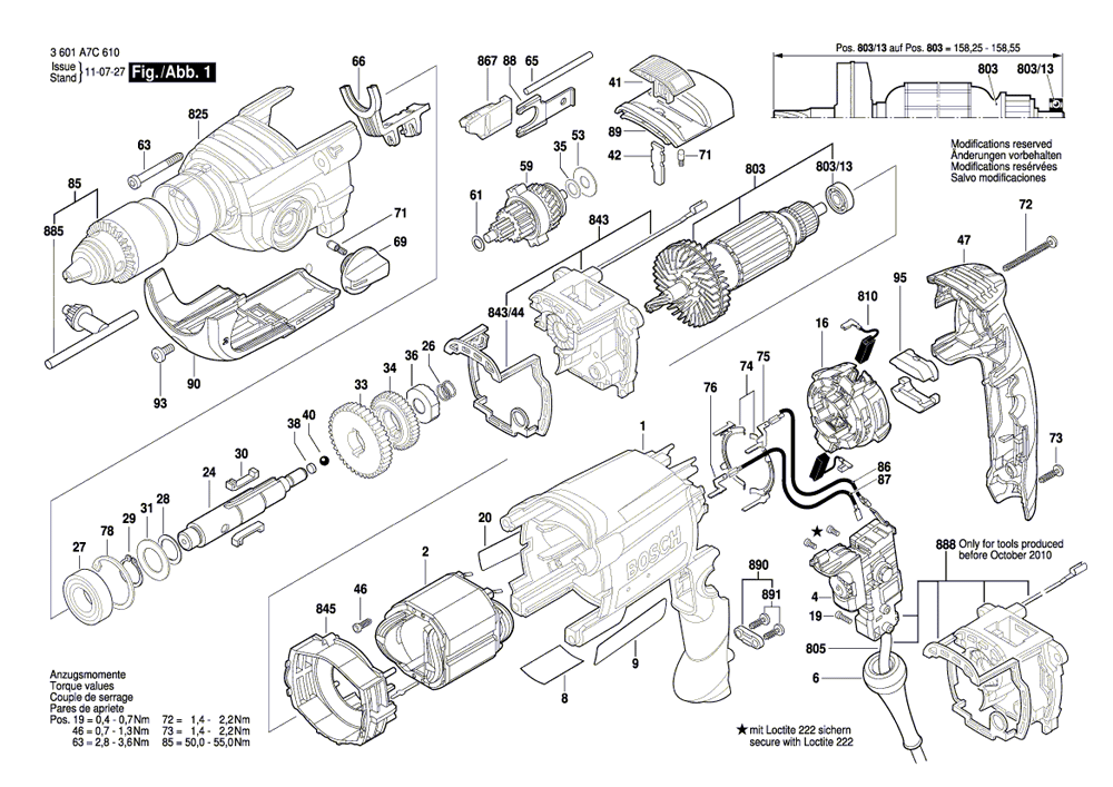 Power Tool Schematic Power Tool Schematics Wiring Diagrams