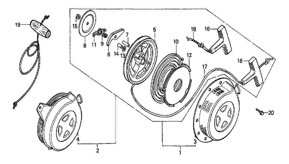 Honda Gx140 Governor Diagram