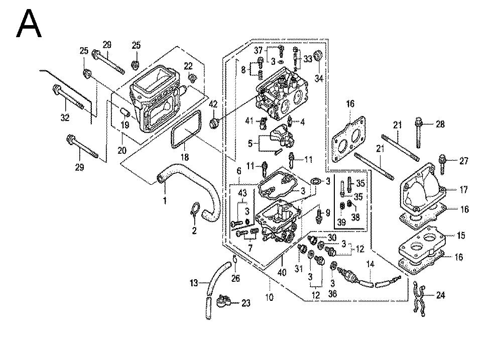 Honda Gx670 Wiring Diagram Database