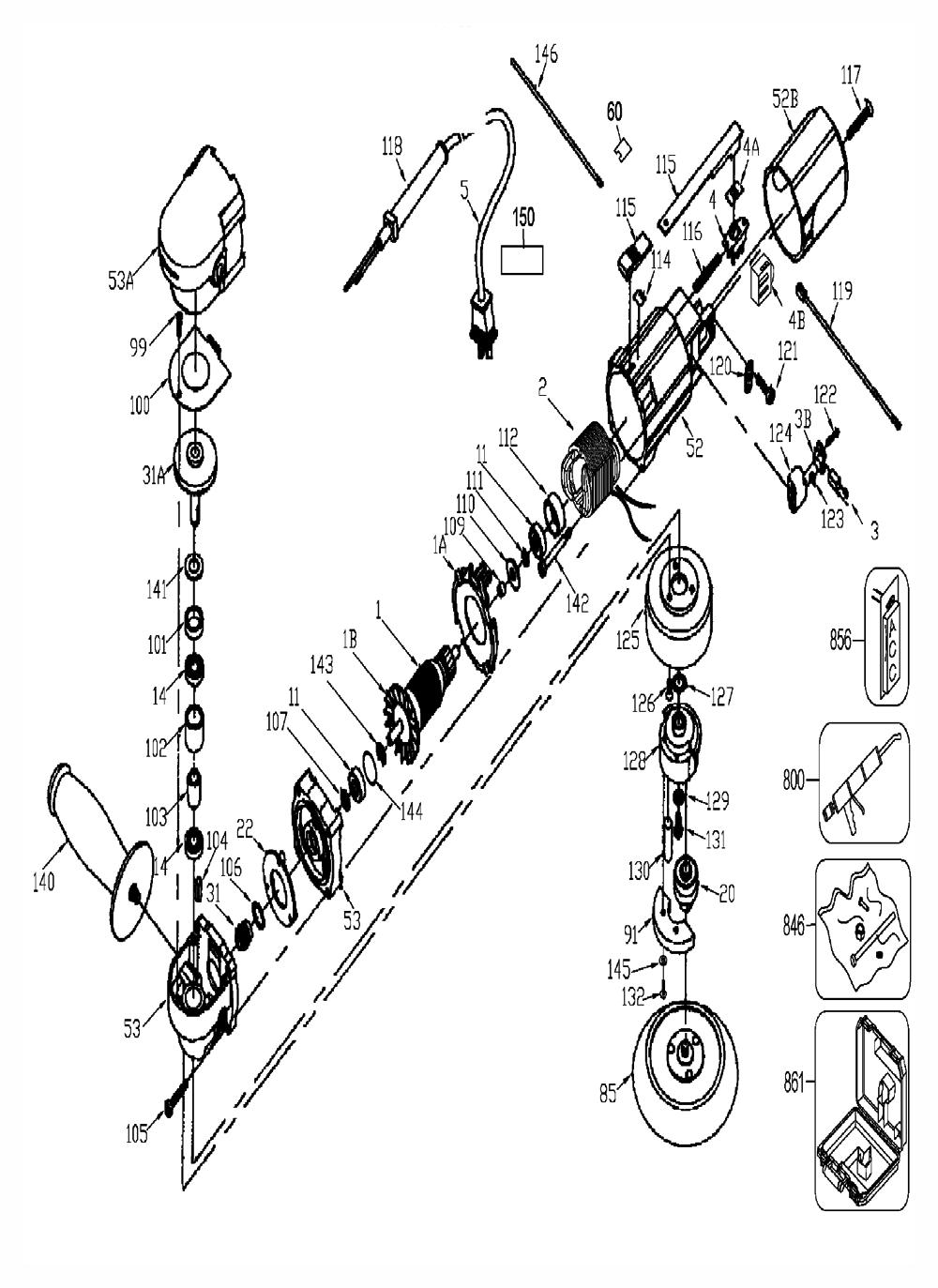 Buy Porter Cable J-7334 Type-2 RANDOM ORBIT Replacement