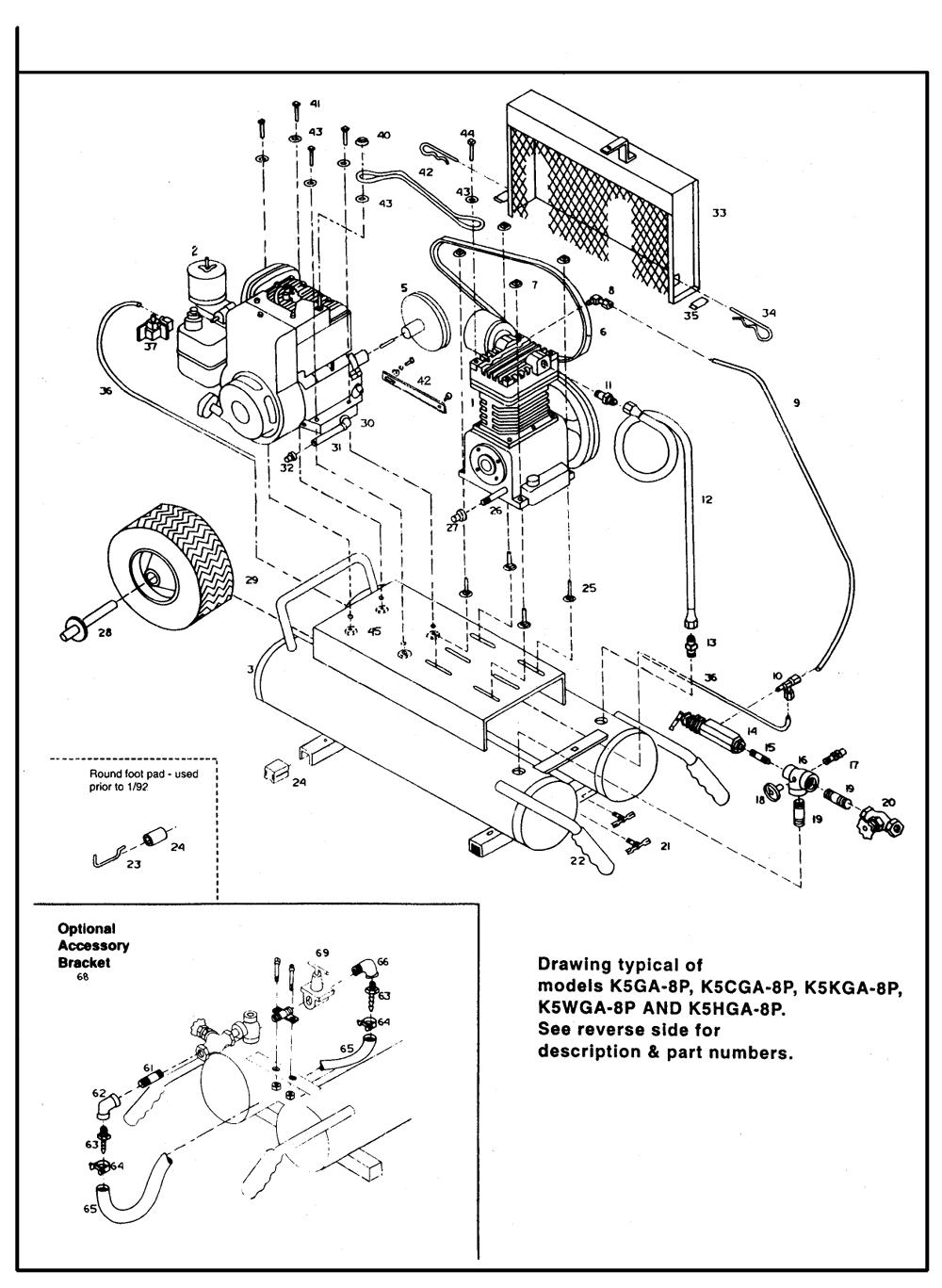 diagram of a compressor compressor pro