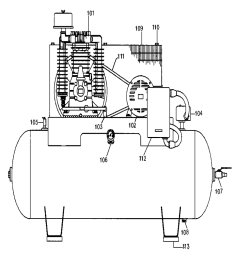air compressor schematic wiring diagram perfomance porter cable air compressor wiring diagram [ 1000 x 1162 Pixel ]