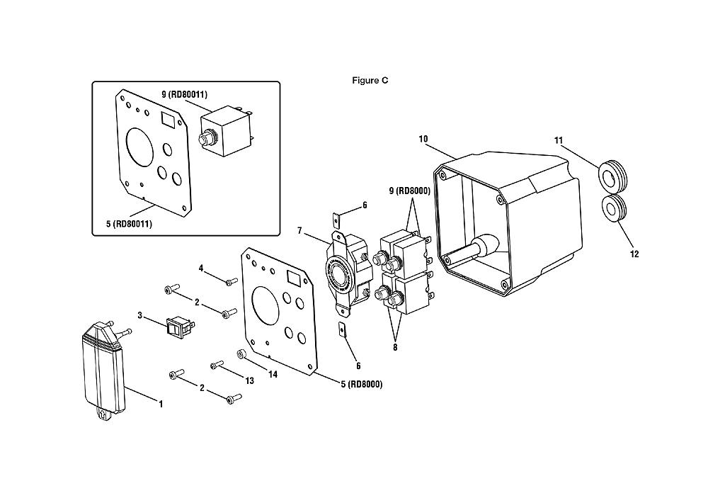 Ridgid Rd8000 Generator Wiring Diagram. Ridgid Generators