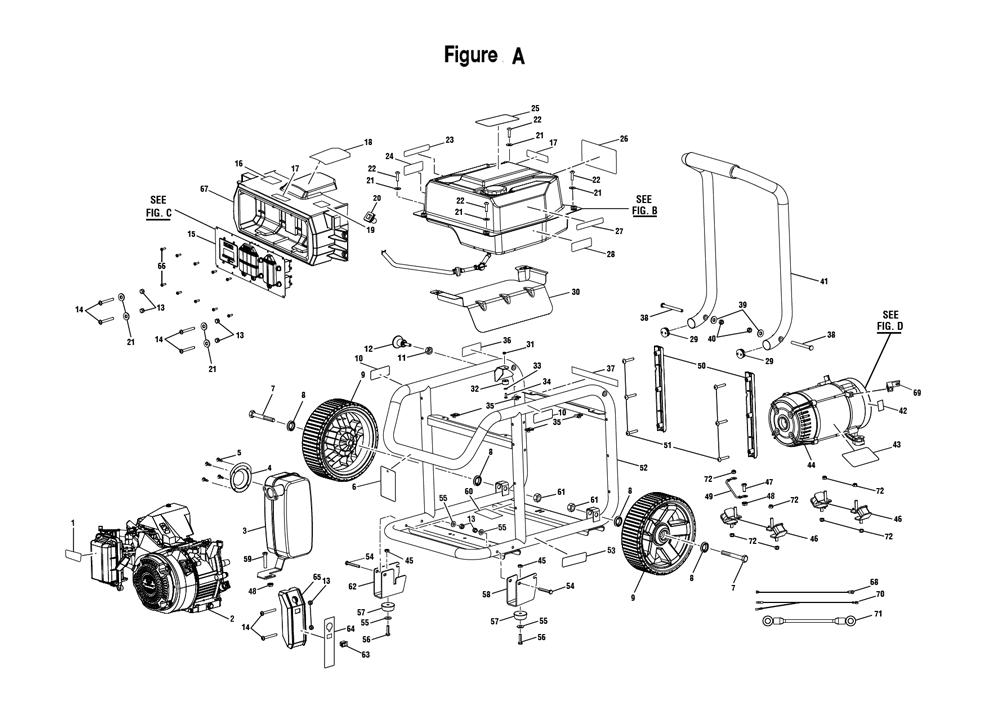 Champion Generator Wiring Diagram Champion Generator AVR