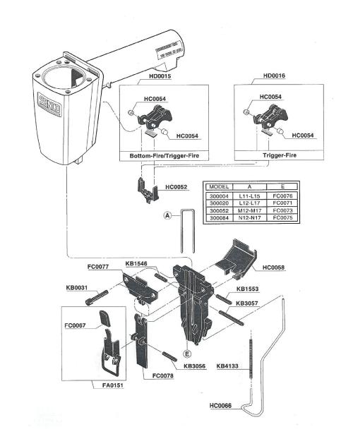 small resolution of sks schematic wiring librarysks 300020 senco pb 1break down
