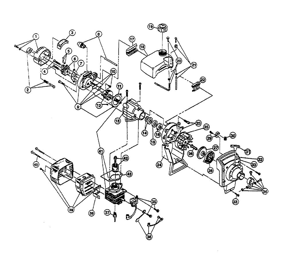 Buy Ryobi Singer-GT2815 (502010885) Replacement Tool Parts