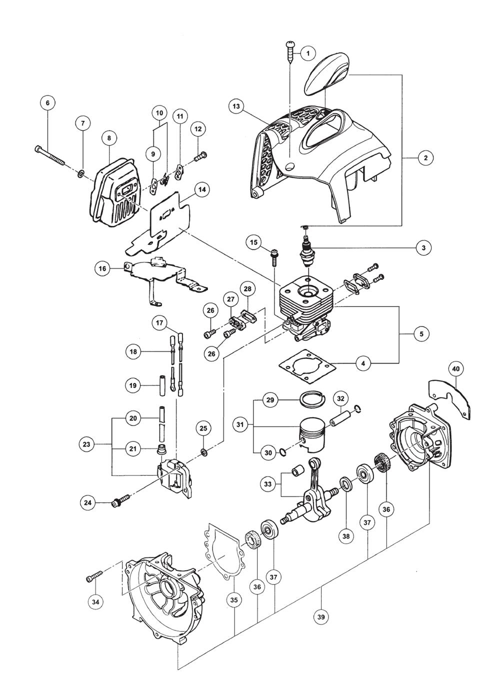 Buy Tanaka TBC-240PFS Inspire 23 cc 1.2 hp S-Start