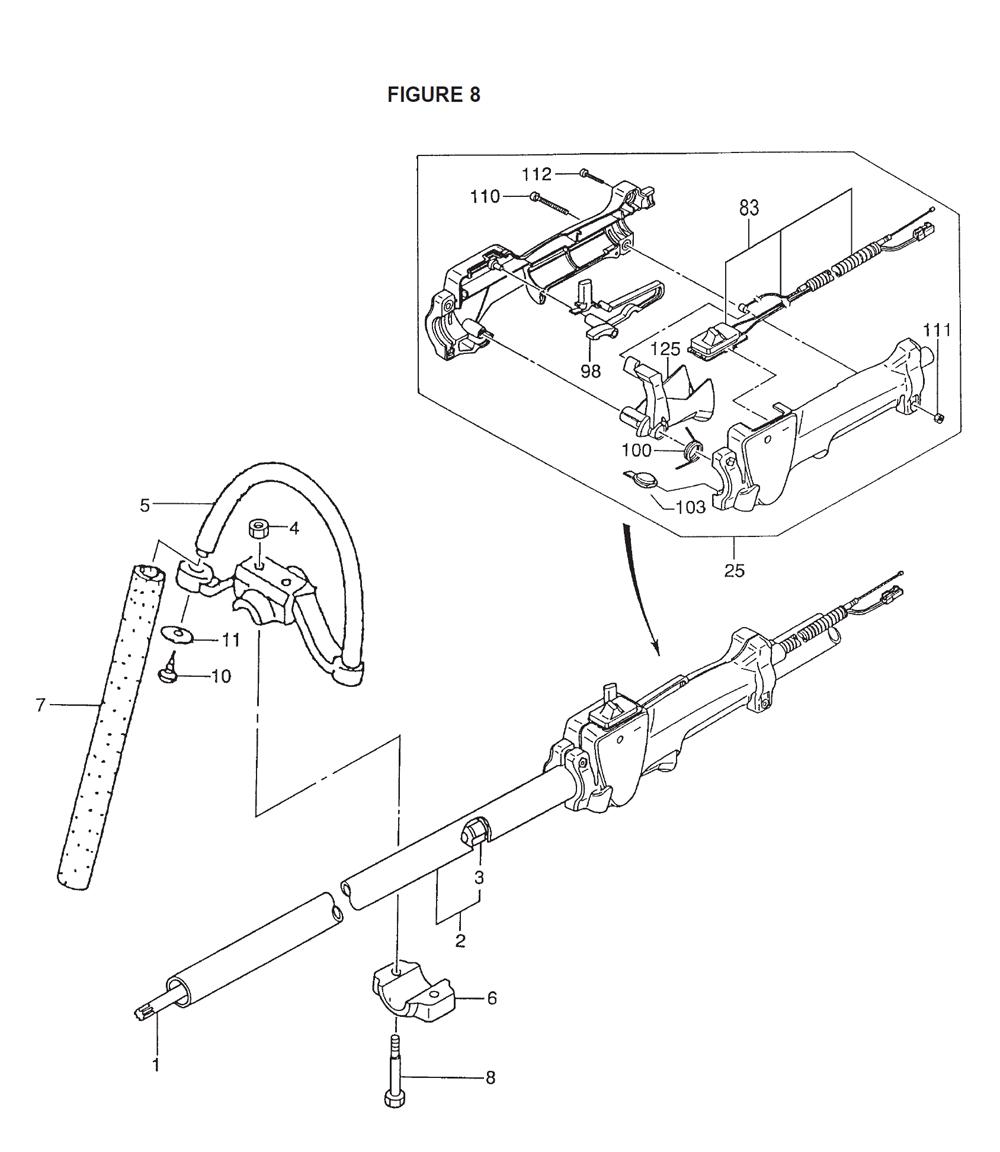 Buy Tanaka TPH-260PF 25 cc 1.3 hp Articulating Pole Hedge